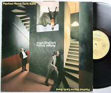 Manfred Mann's Earthband Angel Station German 1979 Club Edition LP