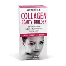 "NeoCell Collagen Beauty Builder with ALA & Biotin150 Tablet (1 Pack) ""Exp-10/19"""