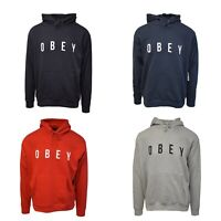 Obey Men's Anyway L/S Pull Over Hoodie ($65.95)