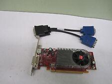 Dell Optiplex 740 745 755 760 Full Tower Dual VGA Monitors Video Card PCI-e x16