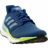 adidas Solar Boost  Mens Running Sneakers Shoes    - Blue