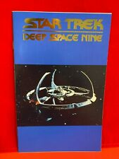 STAR TREK: Deep Space Nine PREMIERE EDITION #1 ASHCAN   GOLD FOIL LOGO 1993 C6