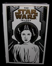 The Star Wars Trilogy ~ Leather Bound Collectible First Edition