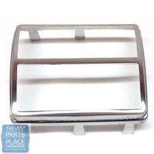 1965-70 Chevrolet Impala Manual Brake & Clutch Pedal Pad Trim - Each