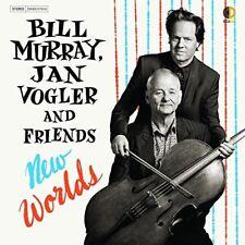 Bill Murray - New Worlds [New CD]