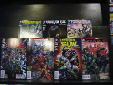 Forever Evil 1-7 Complete Dc Comics Geoff Johns (W), David Finch (A)