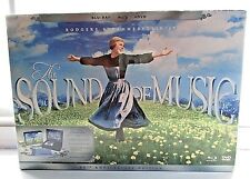 SOUND OF MUSIC 45th Anniversary Edition Blu-Ray New in Sealed Box