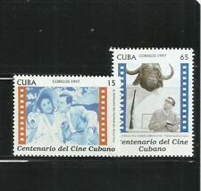 CARIBE. Año: 1997. Tema: CENTENARIO DEL CINE.