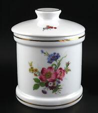 9947044 Porcelain Gebäck-dose Kämmer Roses Flowers
