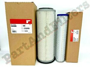 Inner & Outer Air Filter Set Fits Ford Tractor 3230 334 3430 3610 3910 3930 4110