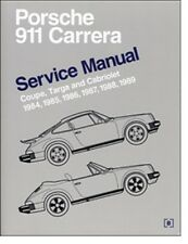 1984 1985 1986 1987 1988 1989 Porsche 911 Carrera Service Repair Manual P989