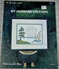 My Husband (Father) Counted Cross Stitch Leaflet by The Art of Cross Stitch #10