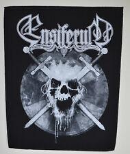 Ensiferum-SKULL-Back Patch - 30 CM x 36,3 cm - 164649