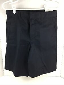SAI Boy's A+ School Uniform Shorts Navy Blue Sz 16 Relaxed Fit• NWT