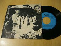 """7"""" Single Peter Maffay Die wilden Jahre Vinyl Amiga Quartett DDR 5 56 043"""