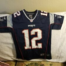 NEW ENGLAND PATRIOTS JERSEY - YOUTH SMALL - NIKE - BRADY