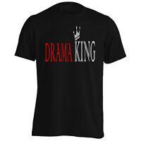 Drama King Funny Novelty New Men's T-Shirt/Tank Top s34m