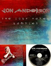 "(YES) ANDERSON JON  *VG+* ""LOST TAPES SAMPLER"" 06 PROMO 5-TR CD (incl. 2 LIVE)"