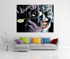 Il JOKER BATMAN il massacro SCHERZO GIGANTE WALL ART PICTURE PRINT POSTER G103