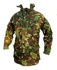 Woodland/Green/DPM Camo WINDPROOF Smock/Jacket British Army Military M G3533