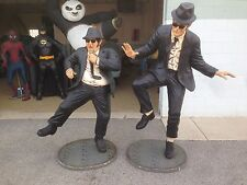 Life Size Blues Brothers Jake And Elwood Full Size Statues