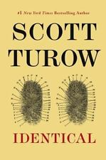 Identical Scott Turow Hardcover  2013 Kindle County Legal Thriller #9 New 1st ed