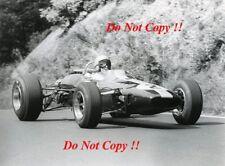 Peter Arundell Lotus 33 German Grand Prix 1966 Photograph 1