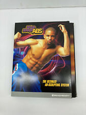 Shaun T Hip Hop ABS The Ultimate Ab Sculpting System by Beachbody DVD Set
