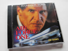Jerry Goldsmith AIR FORCE ONE Soundtrack Harrison Ford CD New & Sealed
