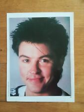 poster 28x20cm ROCK AND FOLK - années 80 - Paul Young