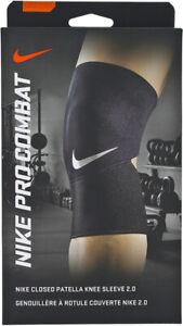 NWT Nike Pro Closed-Patella Knee Sleeve 2.0 (1)