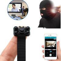 128GB 4k HD Wifi Telecamera di Sicurezza Mini WLAN IP P2P Live Smartphone A301
