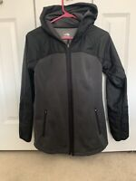 The North Face Black Hooded Rain Jacket - Women's Size Small
