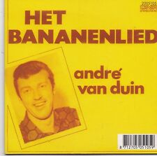 Andre Van Duin-Het Bananenlied cd single