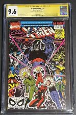 X-Men Annual #14 CGC SS 9.6 signed Chris Claremont 1st GAMBIT APPEARANCE NM