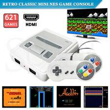621 in 1 Retro Classic Mini NES Game Console TV HDMI with 2 Controller Gamepad