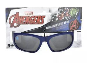 AMAZING SPIDER-MAN Marvel Avenger 100/% UV Shatter Resistant Sunglasses Kids Ages 4+