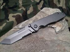 Titanium Handle Collectible Folding Knives for sale | eBay