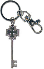 Fairy Tail Crux Cosplay Key Chain Manga Licensed MINT