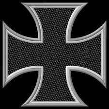 Cross Cruzar Parche bordado iron-on patch