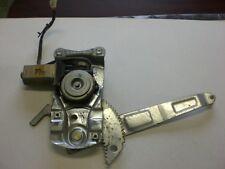 1999 - 2003 Mazda Protege Left Rear window motor and regulator 99 - 03