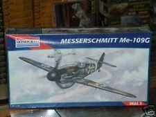 MESSERSCHMITT ME-109G, 1/48ème maquette à  monter