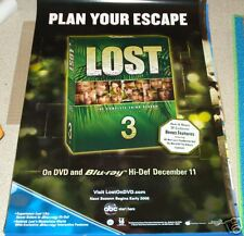 LOST SEASON 3 POSTER - 27 X 40 INCH   BUY 10 FREE SHIP