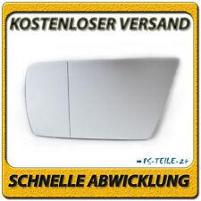 spiegelglas für MERCEDES C-Klasse W202 S202 1993-2000 links asphärisch spiegel