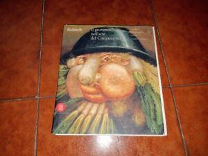 Rabisch The Grotesque IN ' Art Del Cinquecento Catalogo Mostra Lugano 1998 Skira