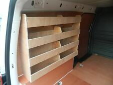 Volkswagen Caddy Maxi Plywood Racking, Van Ply Storage Ideas 2010 On-wards
