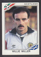 Panini - Mexico 86 World Cup - # 333 Willie Miller - Scotland
