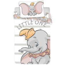 Dumbo Elefant Disney Kinderbettwäsche 2tlg Set 135x200 Bettwaren Garnitur
