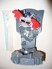 """Transformers Prime - Optimus Prime 6"""" tall Tooth Brush Caddy / Holder - 2012"""