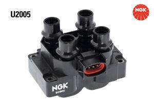 NGK Ignition Coil U2005 fits Ford Falcon 5.0 V8 (AU), 5.0 XR8 (AU) 185 kW, 5....